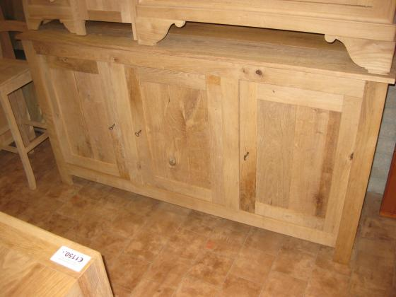 Oude Eiken Vloer : Eiken dressoir gemaakt van oud eiken vloer teak meubelen