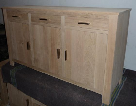 Eiken meubels eikenhouten meubelen 4 teak meubelen for Budget meubels