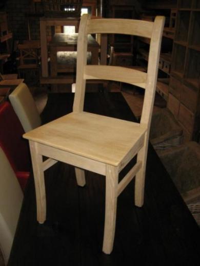 Eiken stoel, eikenhouten stoelen (2)