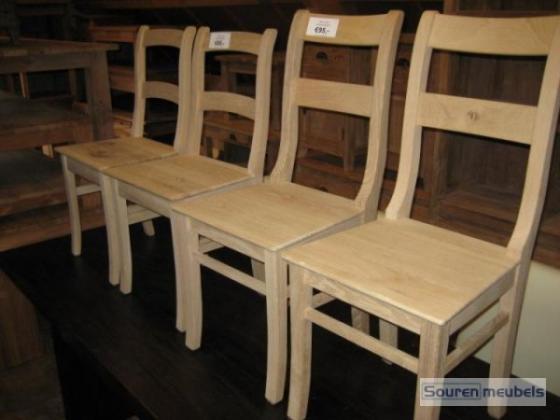eiken stoel eikenhouten stoelen 6 teak meubelen