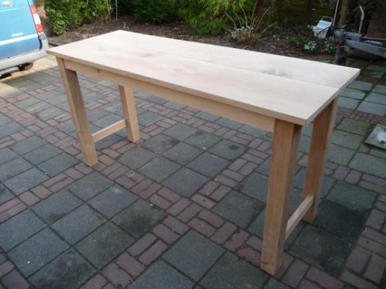 Eiken tafels, eikenhouten tafel (13)