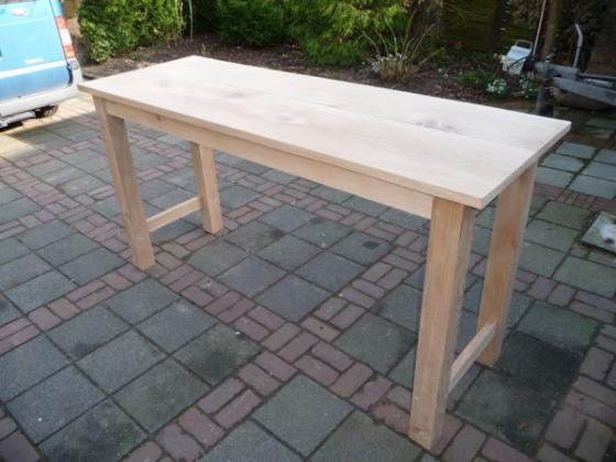 Eiken tafels, eikenhouten tafel (14)