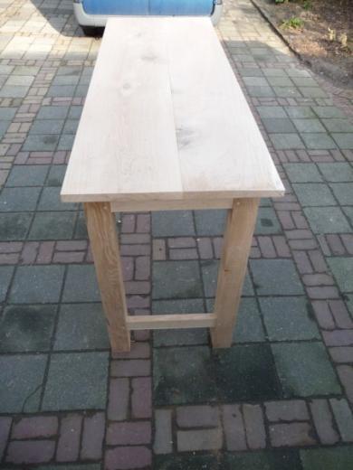 Eiken tafels, eikenhouten tafel (15)