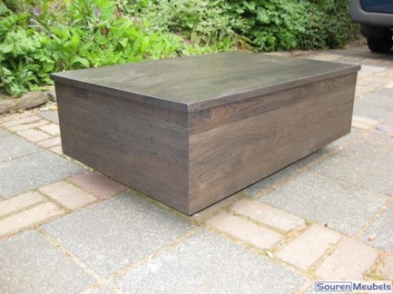 Eiken tafels, eikenhouten tafel (20)