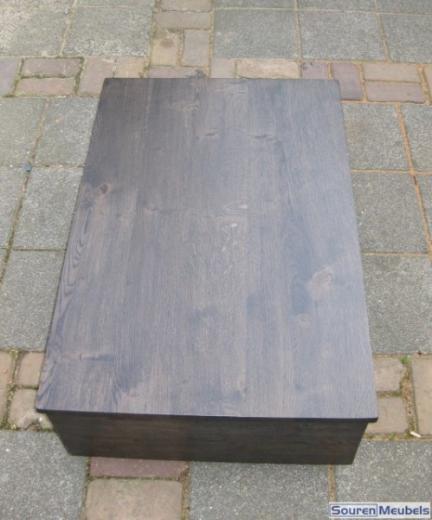 Eiken tafels, eikenhouten tafel (21)