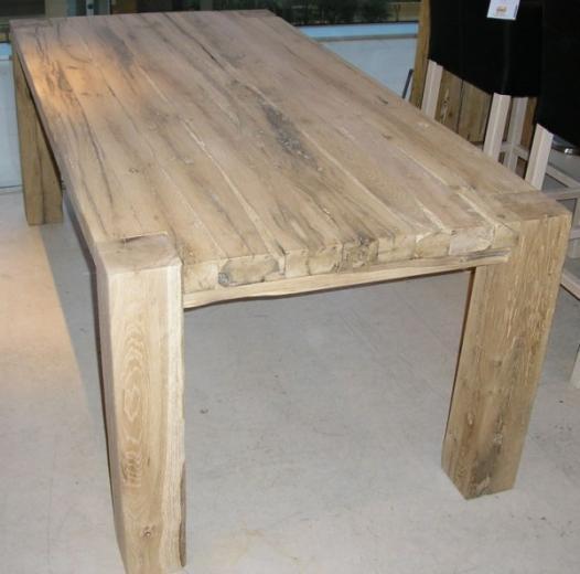 Eiken tafels, eikenhouten tafel (23)   Teak Meubelen  u0026 Eiken Meubelen