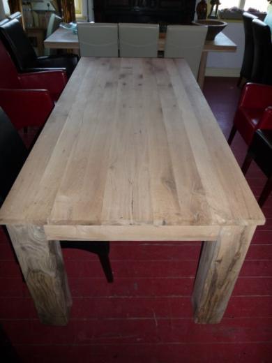 Eiken tafels, eikenhouten tafel (28)