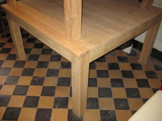 Eiken tafels, eikenhouten tafel (32)