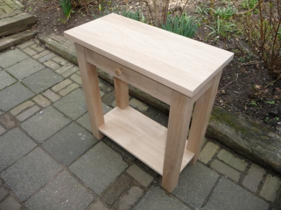 Eiken tafels, eikenhouten tafel (8)