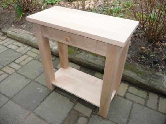 Eiken tafels, eikenhouten tafel (9)