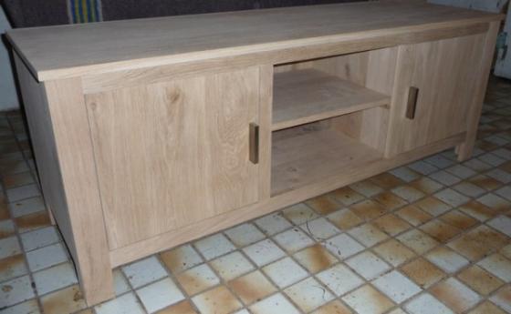 Eiken tv-meubels, eikenhouten tv-meubelen (2)