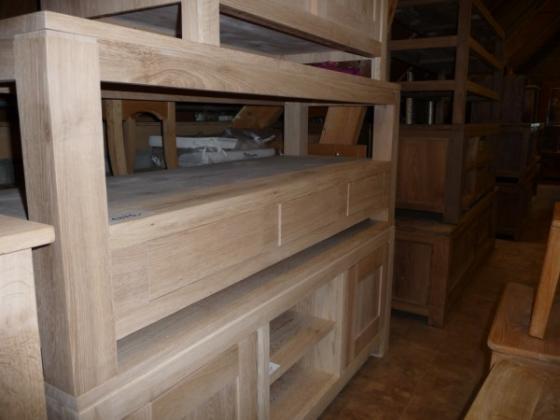 Eiken tv-meubels, eikenhouten tv-meubelen (24)