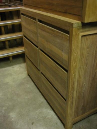 Teak dressoir, teakhouten dressoirs (26)