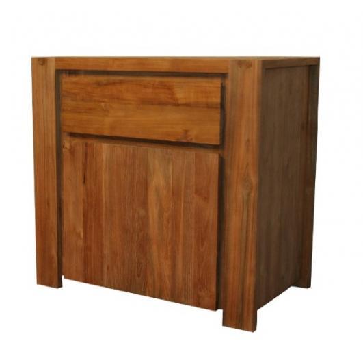 Teak dressoir, teakhouten dressoirs (28)