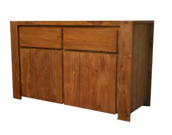 Teak dressoir, teakhouten dressoirs (3)