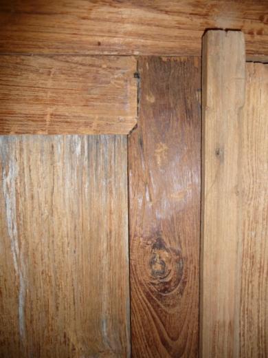 Teak kast oud hout (10)