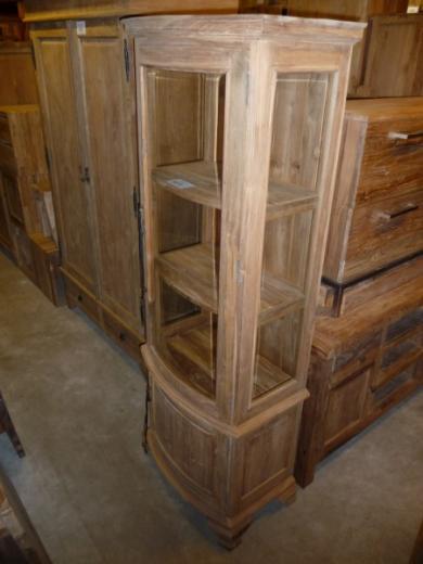 Teak kast oud hout (6)