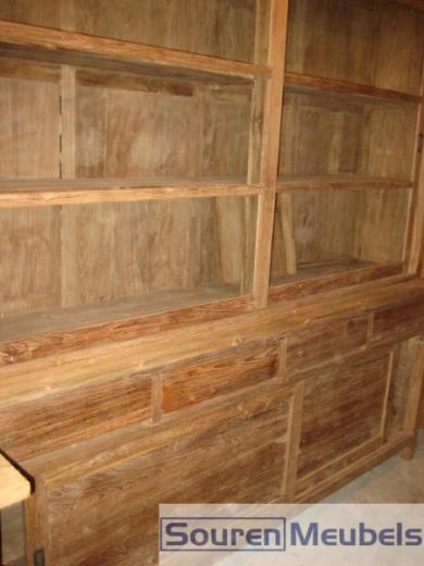 Teak kast teakhouten kasten 5 teak meubelen eiken for Teakhouten kast