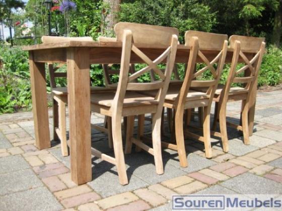 Teak meubels, teakhouten meubelen (235)