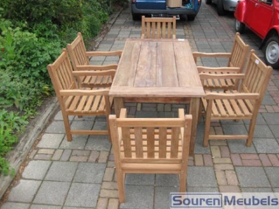 Teak meubels, teakhouten meubelen (241)
