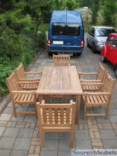 Teak meubels, teakhouten meubelen (242)