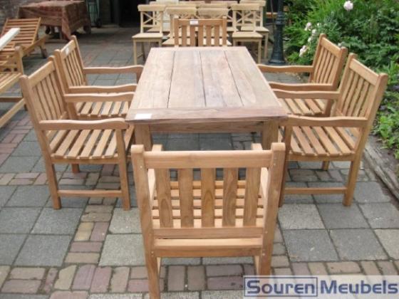 Teak meubels, teakhouten meubelen (248)