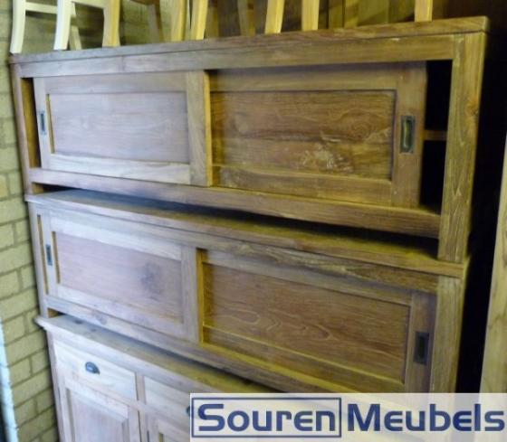Teak meubels, teakhouten meubelen (306)