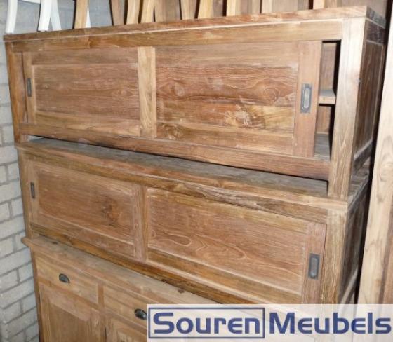Teak meubels, teakhouten meubelen (307)
