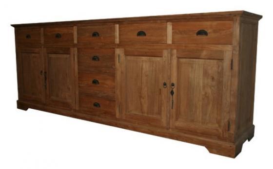 Teak meubels, teakhouten meubelen (323)