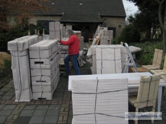 Teak meubels, teakhouten meubelen (361)