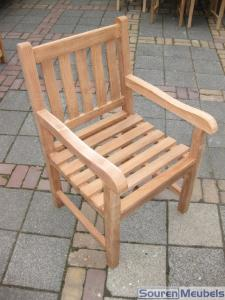 Teak stoel, teakhouten stoelen (16)