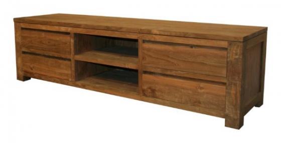 Teak tv-meubel, teakhouten tv-meubels (10)