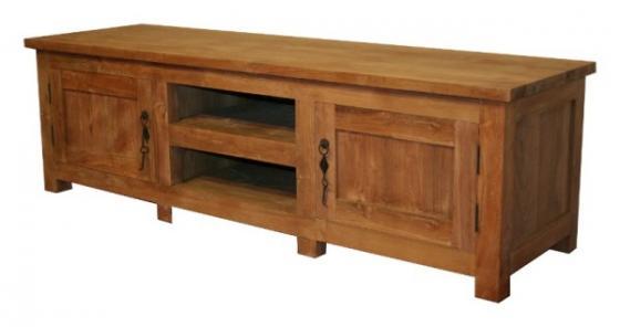 Teak tv-meubel, teakhouten tv-meubels (13)