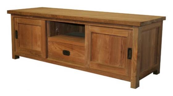 Teak tv-meubel, teakhouten tv-meubels (21)