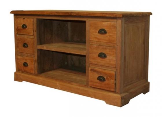 Teak tv-meubel, teakhouten tv-meubels (5)