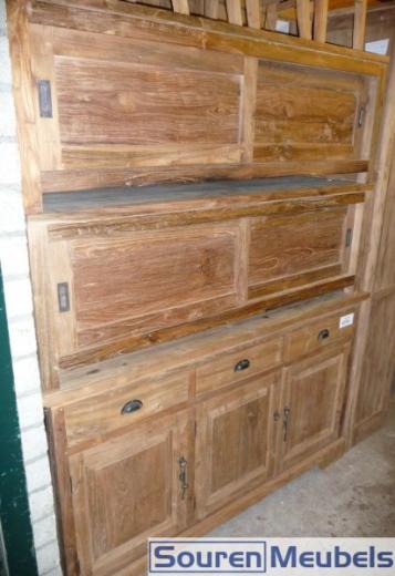 Teakhouten tv meubel teak tv meubels teak meubelen for Meubels teak